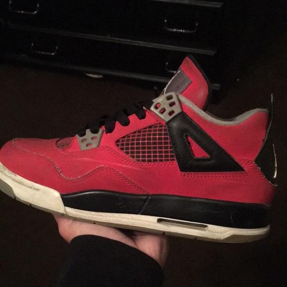 0cb6ebae13a ... Foot Locker Blog Shoes; mens jordans retro 4 toro bravo; Select Size to  Continue.